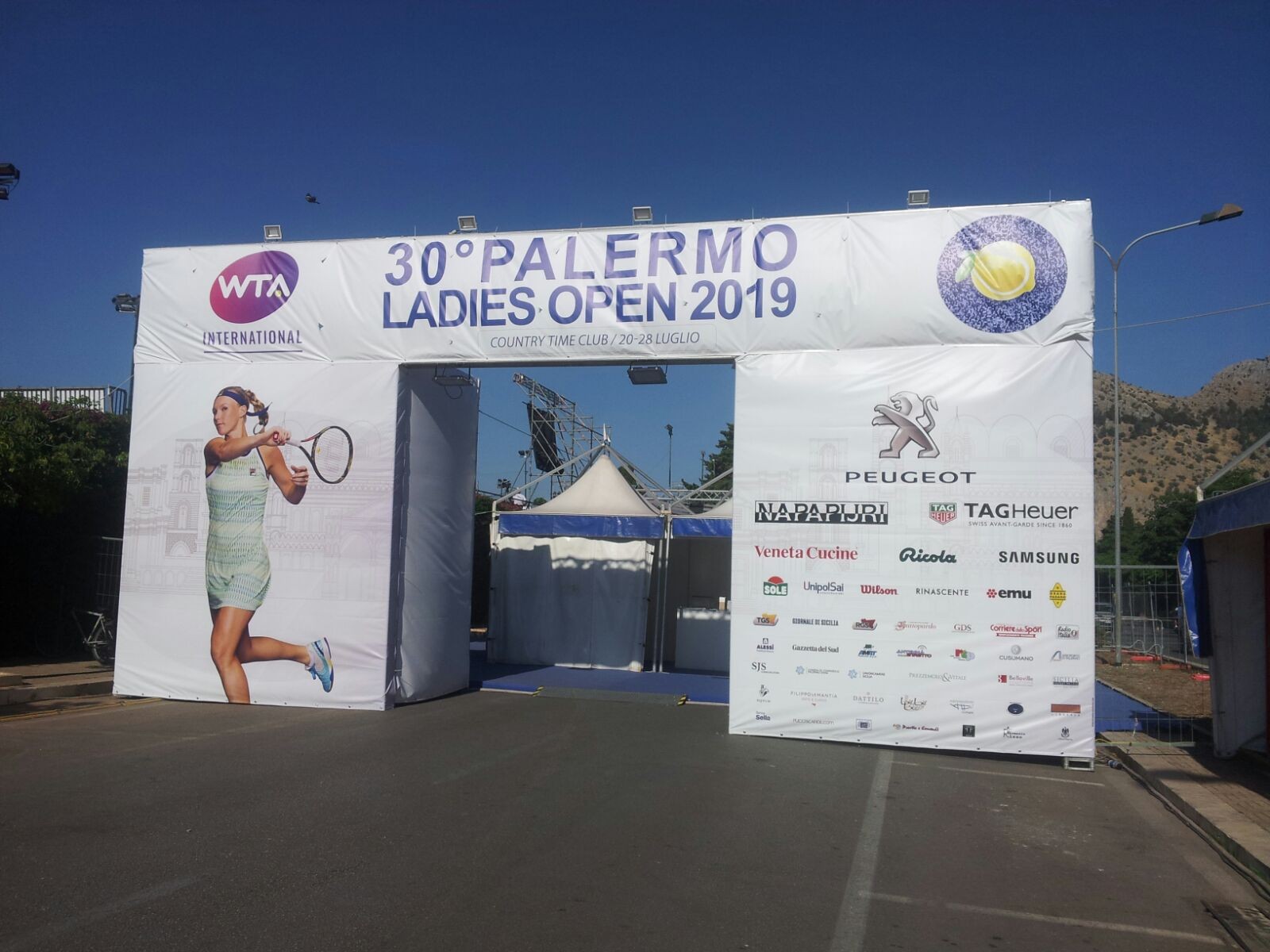 ladies open - internazionali femminili di tennis