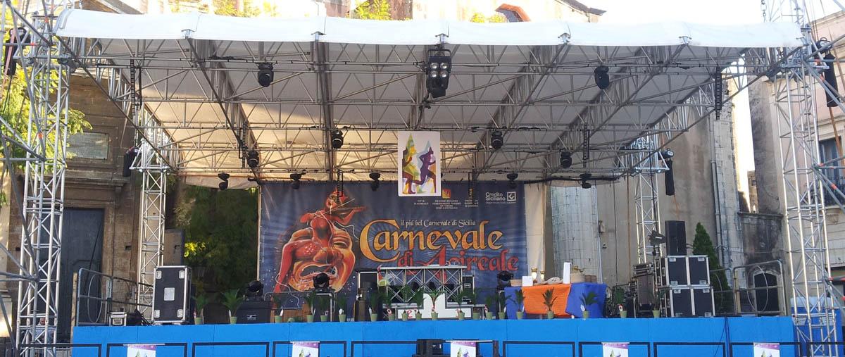 spettacolo di carnevale
