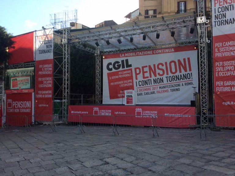 congresso cgil pensioni i conti non tornano