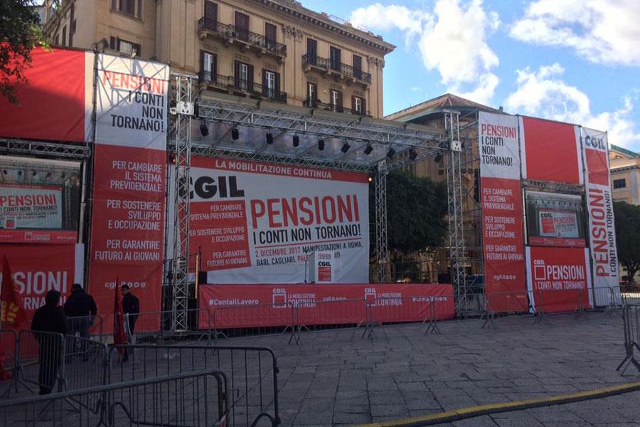 congresso cgil pensioni