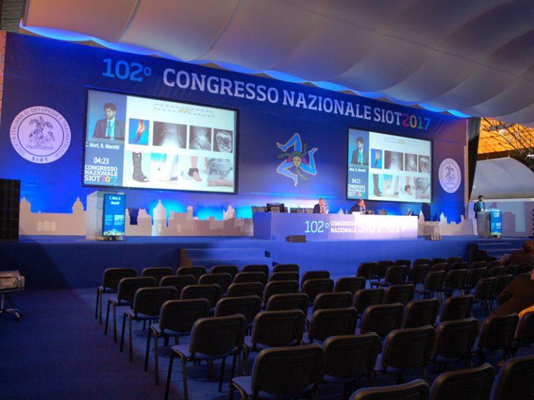 congresso nazionale siot della società italiana di Ortopedia e traumatologia