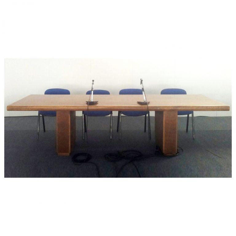 noleggio tavolo riunione