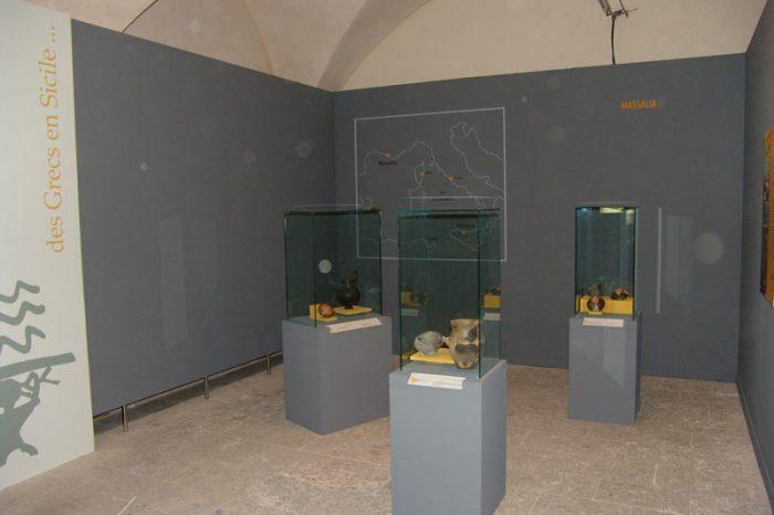 pannelli per musei e mostre