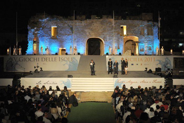 palco per eventi e spettacoli