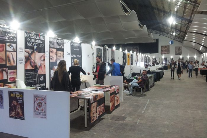 palermo tattoo expo evento
