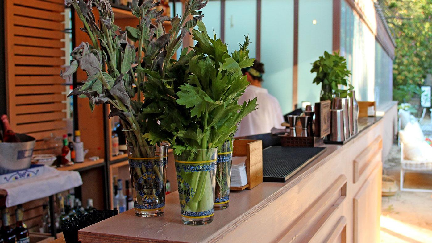 Bancone caffetteria Talea Pub